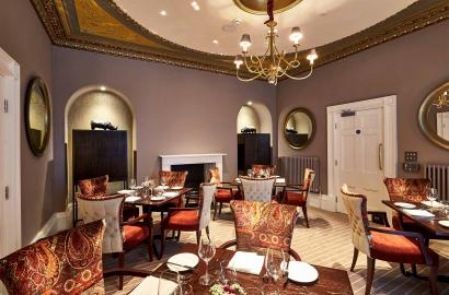 Three Church Road - Restaurant Interior