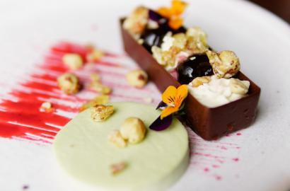 Sweet delights for dessert